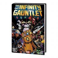 Infinity Gauntlet Omnibus Perez Cvr