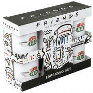 Friends Central Perk Espresso Mug Set