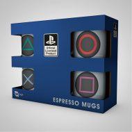 Playstation Buttons Espresso Mug Set