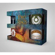 Lord of the Rings Symbols Espresso Mug Set