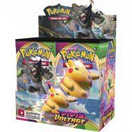 Pokemon Sword & Shield 4 Vivid Voltage Booster Box