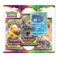 Pokemon Sword & Shield 4 Vivid Voltage: Blister 3 Pack