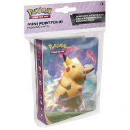 Pokemon Sword & Shield 4 Vivid Voltage: Mini Binder with Booster