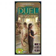 7 Wonders Duel Agora – viðbót.