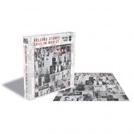 The Rolling Stones – Exile On Main St. púsl 500 bitar