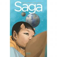 Saga Deluxe Edition Vol 01