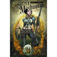 Lady Mechanika  Vol 01 Mystery Of Mechanical Corpse