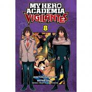My Hero Academia Vigilantes  Vol 08