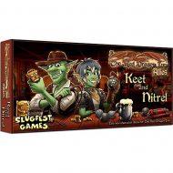 Red Dragon Inn Allies Keet and Nitrel