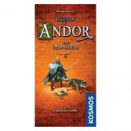 Legends of Andor New Heroes Star Shield – viðbót.