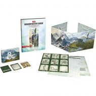 D&D 5th DMs Screen Wilderness Kit