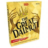 D&D 5th Great Dalmuti Dungeons & Dragons Game