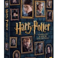 Harry Potter The Complete Collection DVD
