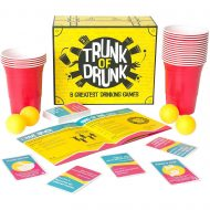 Trunk of Drunk – 8 Greatest Drinking Games