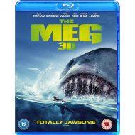 The Meg 3D (Blu-ray)