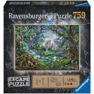Exit Puzzle: 11 The Unicorn