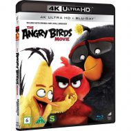 Angry Birds The Movie (UHD Blu-ray)