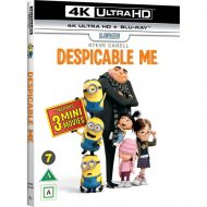 Despicable Me (UHD Blu-ray)