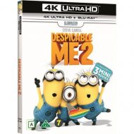 Despicable Me 2 (UHD Blu-ray)