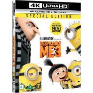 Despicable Me 3 (UHD Blu-ray)