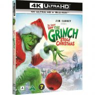 The Grinch (Jim Carrey) (UHD Blu-ray)