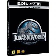 Jurassic World / Jurassic Park 4 (UHD Blu-ray)