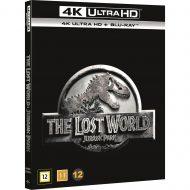 Jurassic Park 2 The Lost World (UHD Blu-ray)