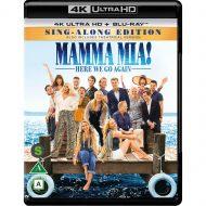 Mamma Mia! Here We Go Again (UHD Blu-ray)