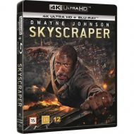 Skyscraper (UHD Blu-ray)