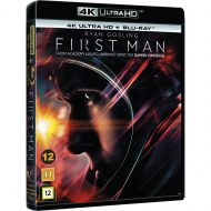 First Man (UHD Blu-ray)