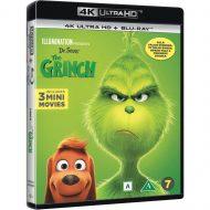 The Grinch (UHD Blu-ray)