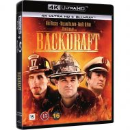 Backdraft (UHD Blu-ray)