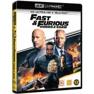 Fast and Furious Presents Hobbs and Shaw (UHD Blu-ray)