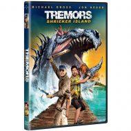 Tremors Shrieker Island DVD