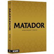 Matador Complete Series DVD