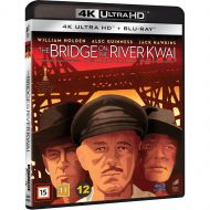 The Bridge on the River Kwai (UHD Blu-ray)