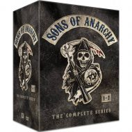 Sons Of Anarchy Complete Series DVD