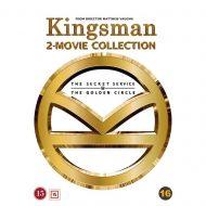 Kingsman 2-Movie Collection DVD