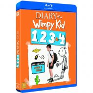 Diary of a Wimpy Kid 1-4 Collection (Blu-ray)