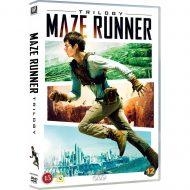 The Maze Runner Trilogy DVD