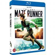 The Maze Runner Trilogy (Blu-ray)