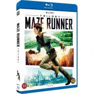 The Maze Runner Trilogy (Blu-ray)
