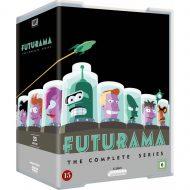 Futurama Complete Series DVD