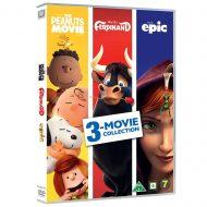 Ferdinand / Peanuts Movie / Epic 3-Movie Collection DVD