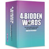 4 Bidden Words