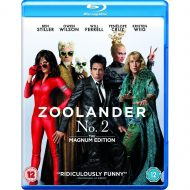 Zoolander No 2 (Blu-ray)