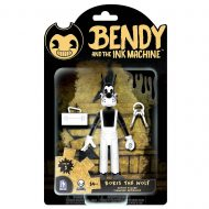 Bendy And The Ink Machine 5″ Action Figure – Boris The Wolf