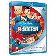 Disney Meet The Robinsons með íslensku tali (Blu-ray)