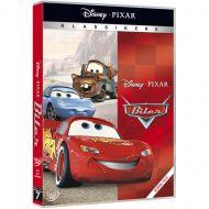 Disney Cars með íslensku tali DVD
