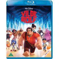 Disney Wreck-It Ralph með íslensku tali (Blu-ray)